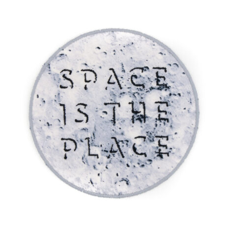 Space is the Place embroidered patch by Crewel and Unusual