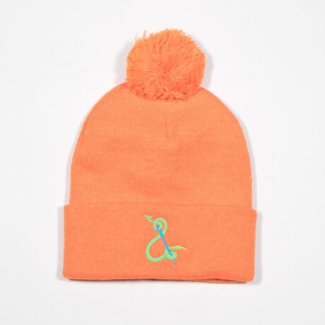 Embroidered Crewel & Unusual Beanie