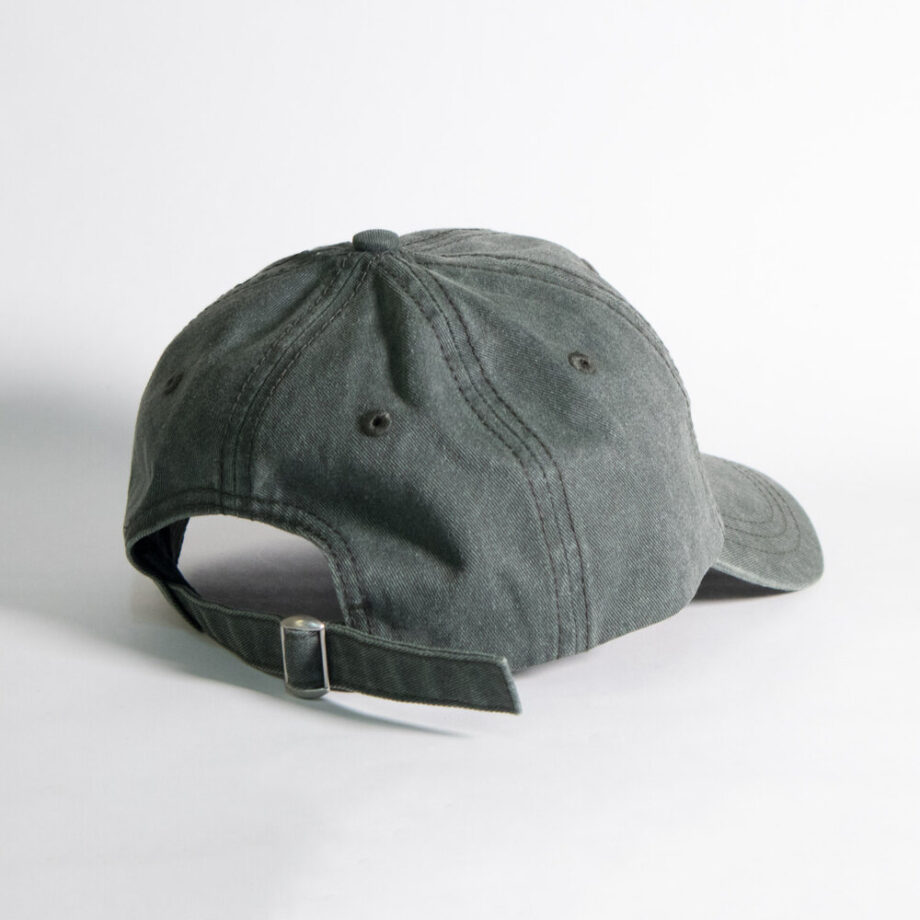 How Strange it is to be anything Dad Hat by Crewel and Unusual