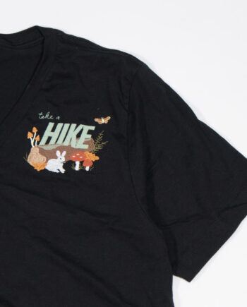 Take a Hike V Neck Shirt by Crewel and Unusual
