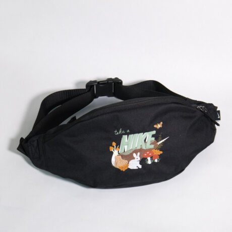 Take a Hike fanny pack by Crewel and Unusual
